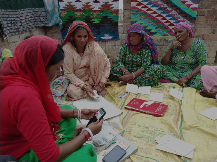 Technology supporting new normal for MFIs